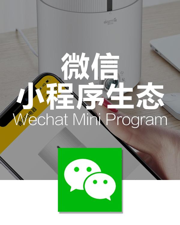 微信小程序生态