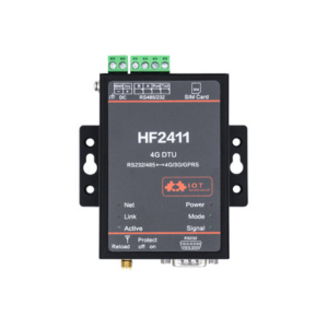 4G转RS485/232 DTU